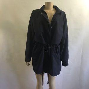 LEARSI Beautiful Stylish Feminine raincoat